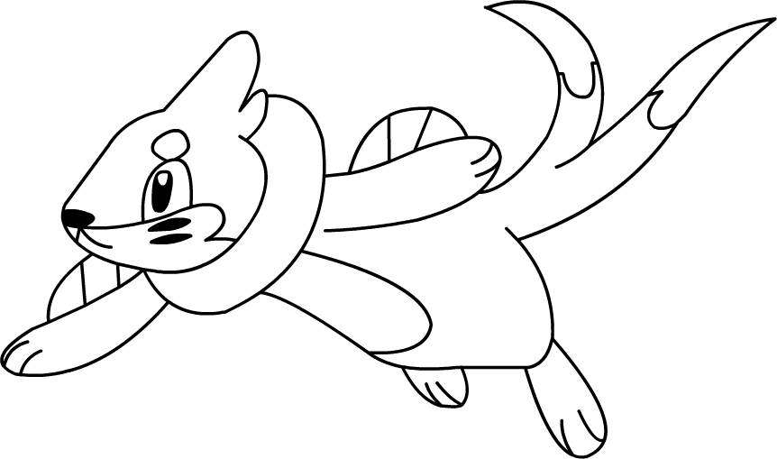 Dessin de coloriage pokemon imprimer cp21695 - Dessins de pokemon ...